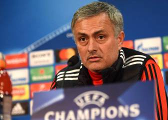 Mourinho plays down UCL exit: