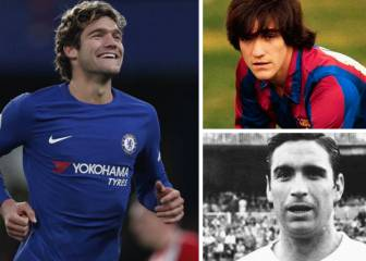 Marcos Alonso: the latest in a long line of great footballers