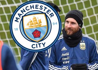 El City seduce a Messi por Twitter: