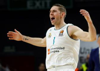 Causeur rescata al Madrid