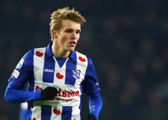 Ødegaard back in Eredivisie: his best moments in Dutch league