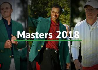 Masters Minute: Spieth leads, Tiger upbeat, Garcia done for