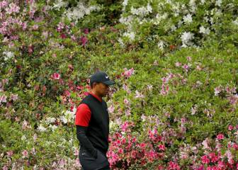 On this day: Tiger Woods becomes youngest ever Masters champion