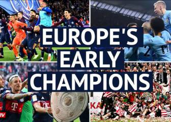 Europe's early champions