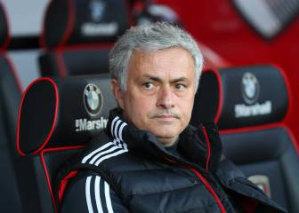 Man United's attitude is inconsistent claims Mourinho