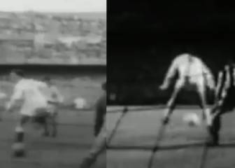 Ronaldo's flick and Di Stéfano's trick...