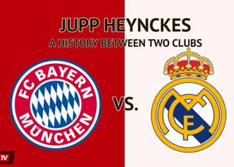 Jupp Heynckes, a history between two clubs