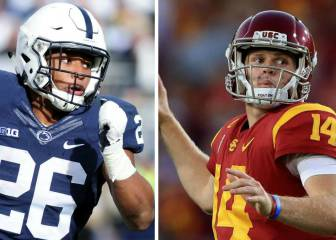 TOP 10 jugadores del Draft NFL 2018: de Barkley a Sam Darnold
