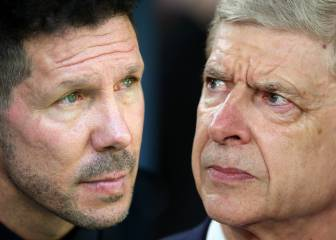 Arsenal v Atletico Madrid in words and numbers