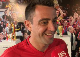 La bendición de Xavi para As Arabia:
