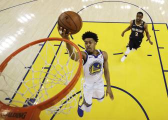 Los Warriors se apunta el primer tanto; Boston tumba a los Bucks