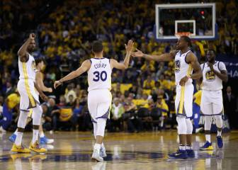 Warriors y Rockets sentencian la serie y lucharán por ir a la Final