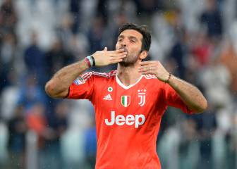 Buffon to play last Juve game on Saturday
