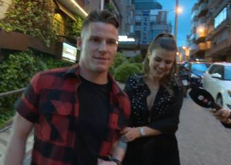 Oops... Gameiro turns up for Atleti's cancelled dinner