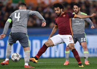 The day Sergio Ramos kept Mohamed Salah in his pocket