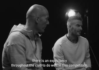 Beckham explains why the UCL is so special for Real Madrid