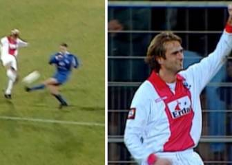 When Klopp scored a volley Zidane would've been proud of