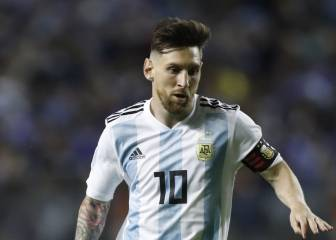 Argentina not favourites for World Cup - Messi