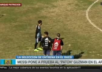 El video de Higuaín que bate récords: falla hasta los abrazos