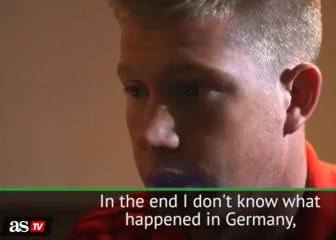 De Bruyne in disbelief over Sane Germany exclusion