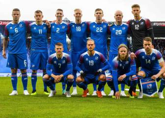 Gudjohnsen backs Iceland to progress from 'difficult' group