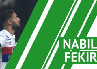 Nabil Fekir - Player Profile