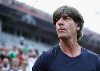 Löw calls for Germany fans to stop booing Gündogan