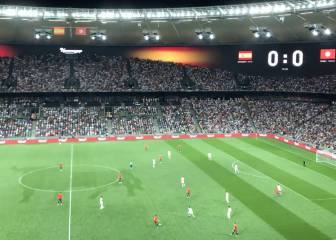 Watch Tunisia-Spain in 28 seconds in this stunning time-lapse video