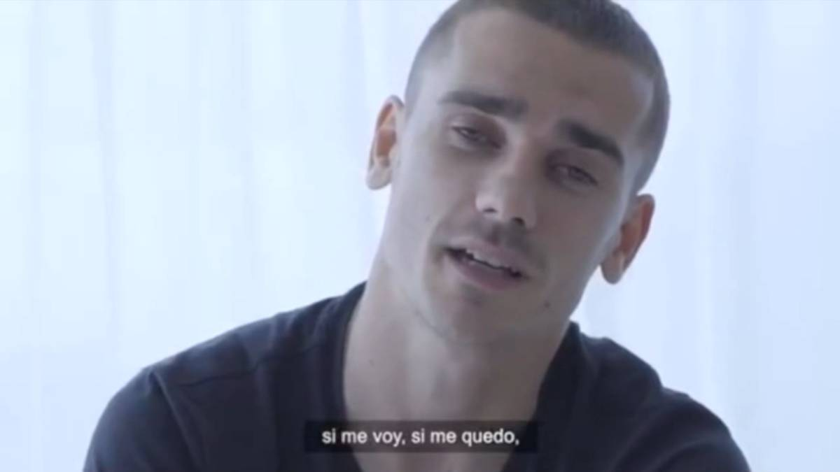 Griezmann gives time and date to announce his decision