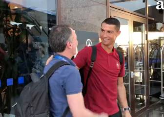 "Cristiano Ronaldo: ""We're going to beat Spain"""