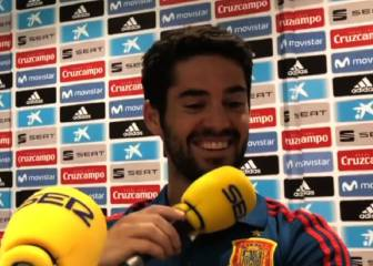 Isco critica a Griezmann por su documental 'The Decision'