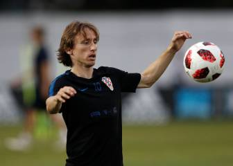 Modric is our best player, but the team is more important - Perisic