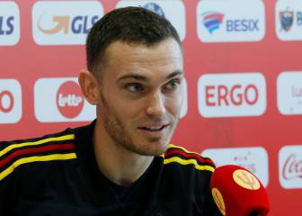 Players look up to 'legend' Henry: Thomas Vermaelen