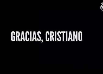 Real Madrid's video homage to Cristiano Ronaldo
