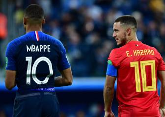 Neymar, Mbappe or Hazard? Possible Ronaldo replacements for Real Madrid