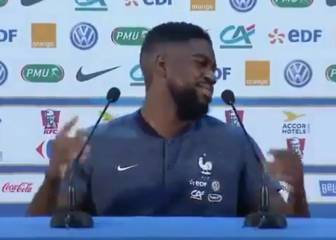 French press chief fail leads to Umtiti exit