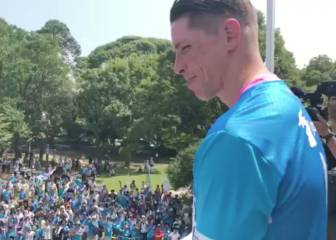 Fernando Torres touched by Soga fans' song for him