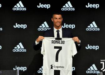 Ronaldo targeting Champions League crown at Juve