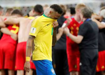 Not Neymar's fault Brazil were knocked out by Belgium - Kaká