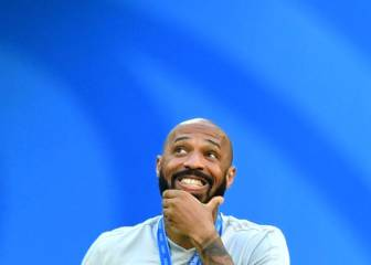 Thierry Henry is ready to be a manager - Pires