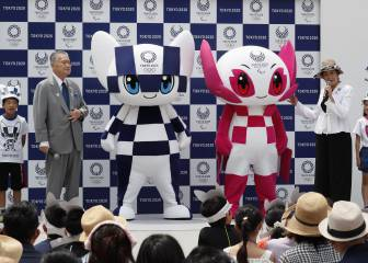Mascots for Tokyo 2020 revealed