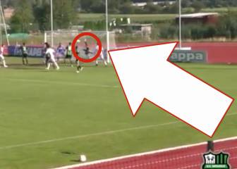 Boateng conjures up overhead-kick clearance and backheeled goal