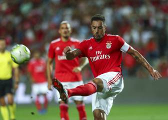Resumen y goles del Benfica vs. O. Lyon de International Champions Cup