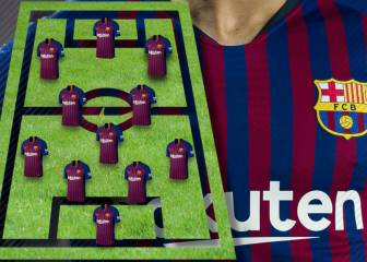 Operation Champions League: check out Barca's 'Nou-look' squad for 2018-19