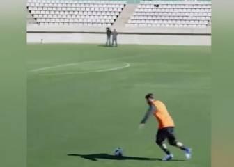 Lionel Messi muestra su gran precisión en comercial deff7f8093466