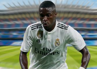 The best of Vinicius Jr for Real Madrid in two minutes