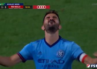 Villa to the rescue: El Guaje saves 10-man NYC in derby thriller