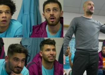 Pep tells players to