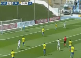 Vinicius' Castilla debut eclipsed by this 'golazo' from Franchu