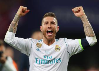 Sergio Ramos: mejor defensa de la Champions League 2017/2018
